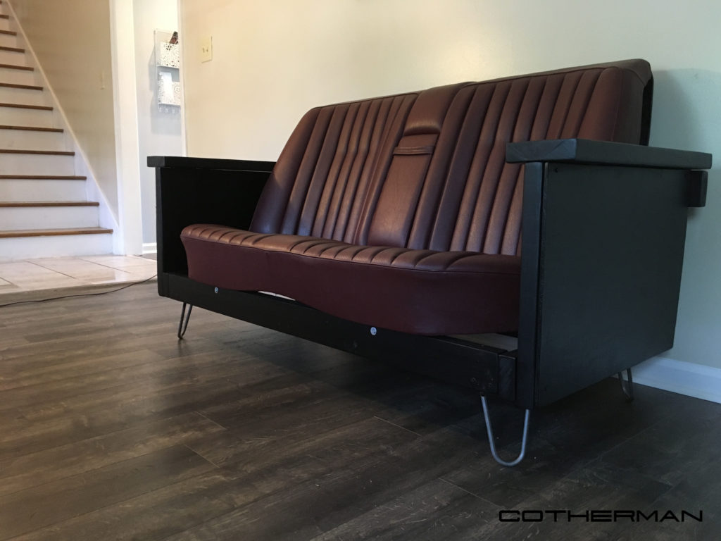 Mercedes Benz Couch